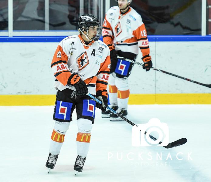 J20 SuperElit Södra 2018-10-07: Frölunda HC - Karlskrona HK