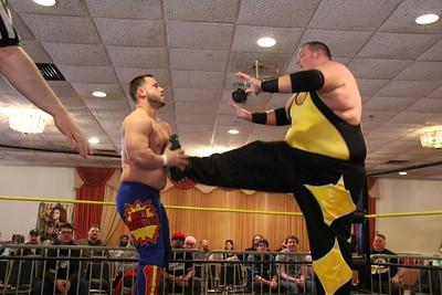 Brian Milonas vs Nick Westgate
