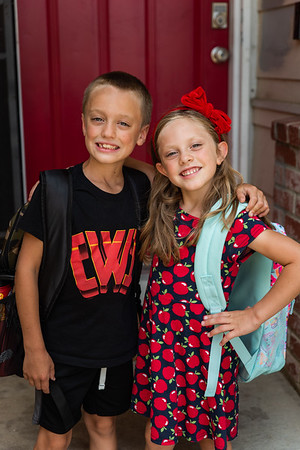First Day of 3rd and Kinder
