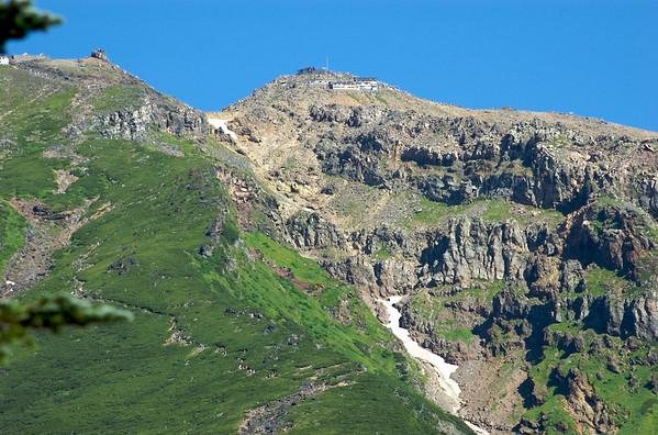Climbing Mt. Ontake