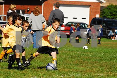 Team 6 Gold vs Team 8 Silver - 9-20-08