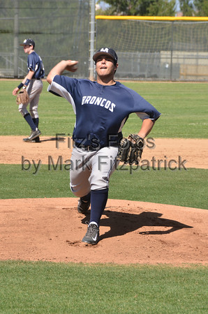 JV vs. Murrieta Valley - Baseball