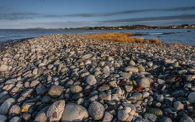 Kyststripen / The coastline