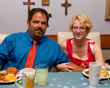 John & Jill Dinner