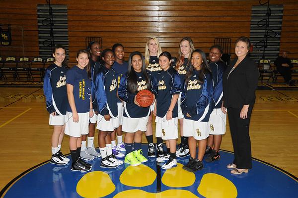 Girls Basketball Vs Royal Palm