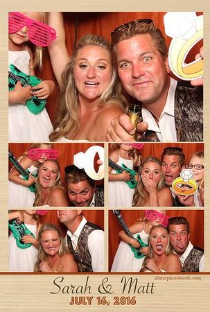 Sarah & Matt's Wedding
