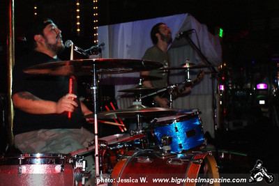 Lysolgang record release show with Stab City and Margate - at Cheetahs - Hollywood, CA - November 19, 2011