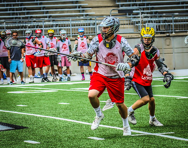 Ohio State Top 200 LAX Camp Day 2