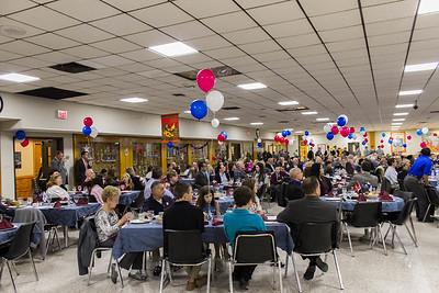 Veterans Tribute Dinner - 2014
