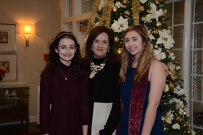 2016 Mother-Daughter Christmas Luncheon