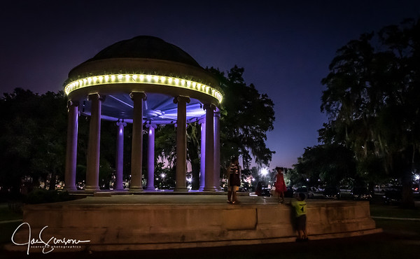 City Park at Night | Jun 2018