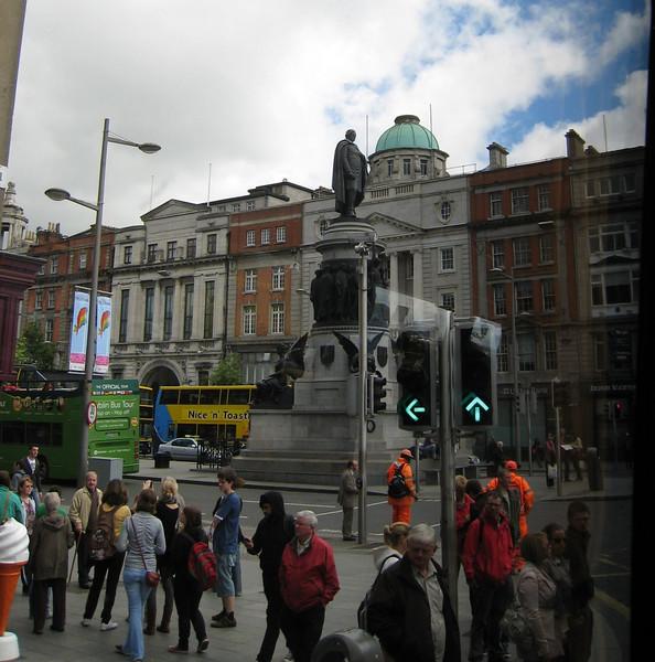 Daniel O'Connell Statue - Dublin