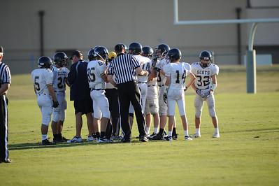 HP JV Football vs Plano Clark 10-20-2011