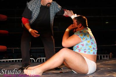 NWA 081128 - Baby Hughie vs Kevin Matthews