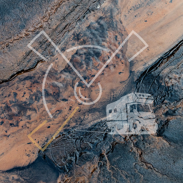 Coal mining leaves traces of pollution till far out of the mining site