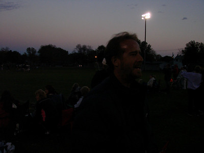 Jack's Football Game 2007