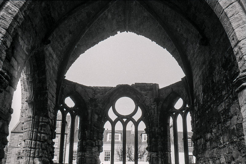 Blackfriars Chapel, St Andrews, Fife