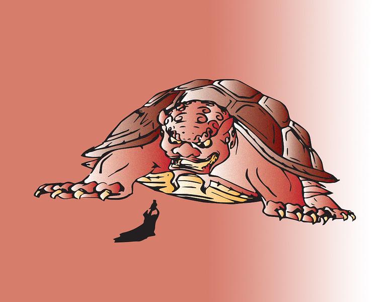ATLA - Fire Lion Turtle