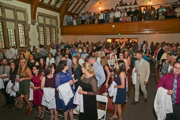 2018 MPAS White Coat Ceremony Event