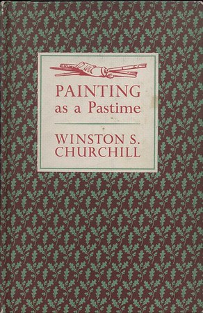ebook, Painting as a Pastime
