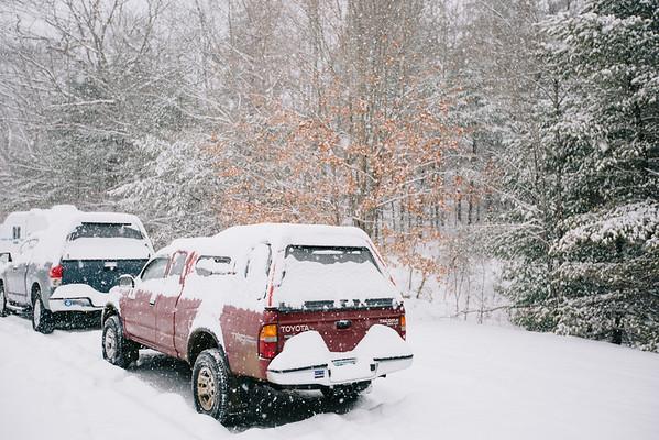 Snow Day December 12