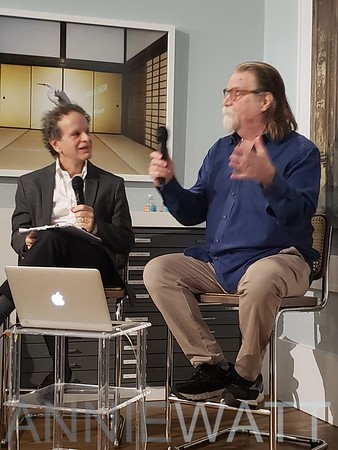 Jan 18, 2020 Photographer Michael Eastman and Gallery Owner Holden Luntz Chat