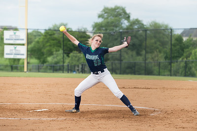 Softball: Woodgrove 5, Blacksburg 0 by Jeff Vennitti on June 5, 2018