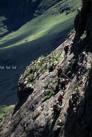 escalada climbing