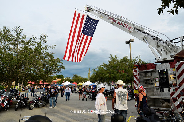 9/11RemembranceRide 2014ENDpoint
