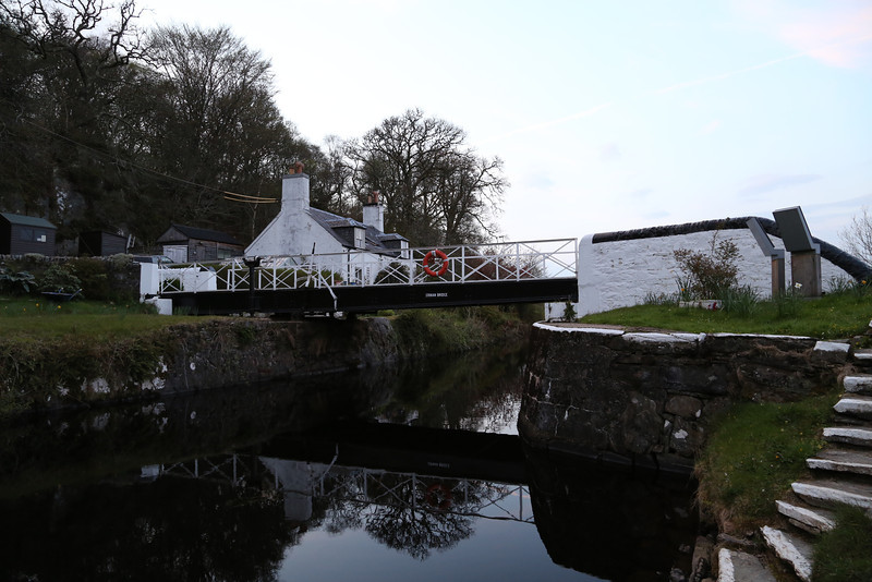 Crinan Bridge