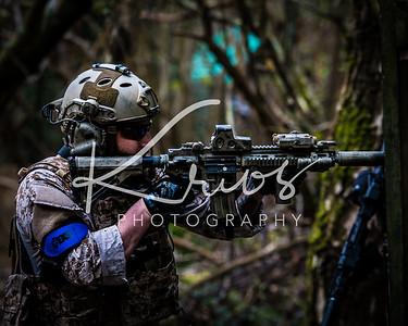 Worthing Airsoft Skirmish - 15/04/18