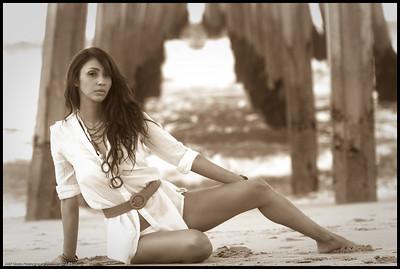 Cynthia Hermosa Beach Shoot Collection