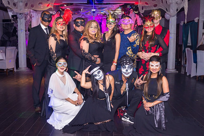 Legend Party:  October 27, 2018
