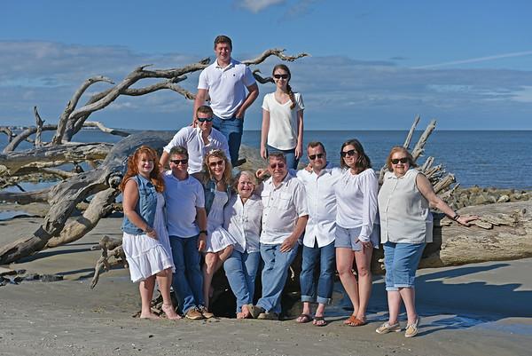 Stewart Family Gathering 05-29-16