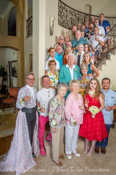 Sheldon & Robert's Wedding