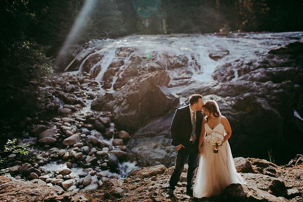 Lindsay & Trevor {Wedding} July 21, 2018