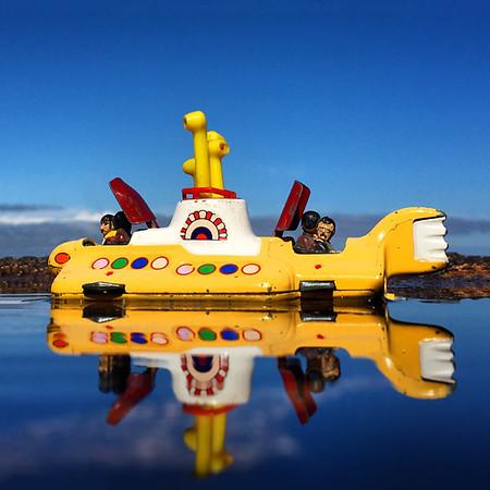 Floating Machines