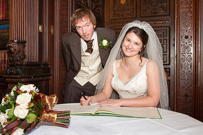 Mark & Sam's Wedding Photos
