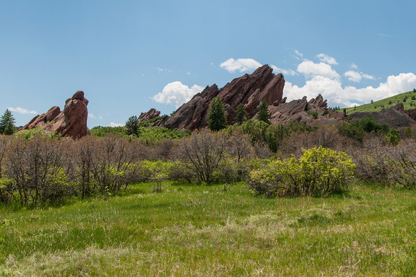 Roxborough Park Hike 5-2012