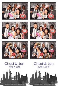 Jen & Chad