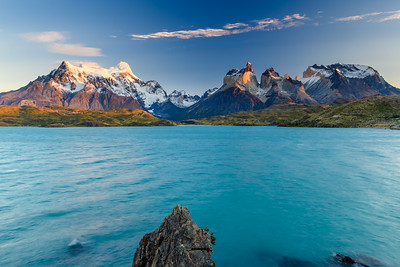 Los Torres del Paine National Park, Chile