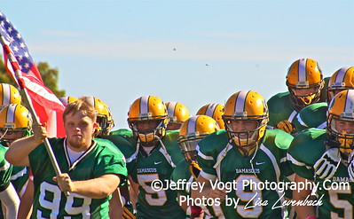 10-14-2013 Damascus HS vs Whitman HS Varsity, Photos by Jeffrey Vogt Photography with Lisa Levenbach
