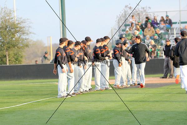 Varsity Baseball at Burnet