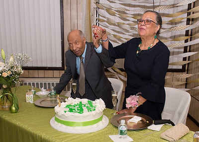 Lillian's 90th Birthday & Lillian & Bill's 35th Anniversary