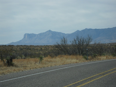 GUMO and Carlsbad Caverns 2011