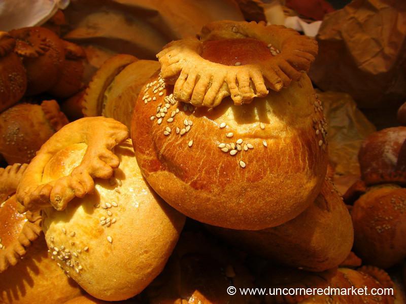 Easter Breads - Xela, Guatemala