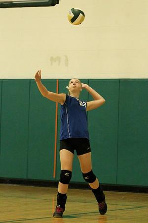 Auburn Volleyball vs Glenvar - 10-13-2011