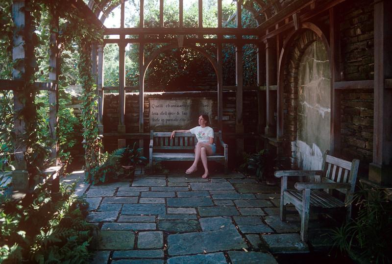 1990-09 Dunbarton Oaks Chris.jpg