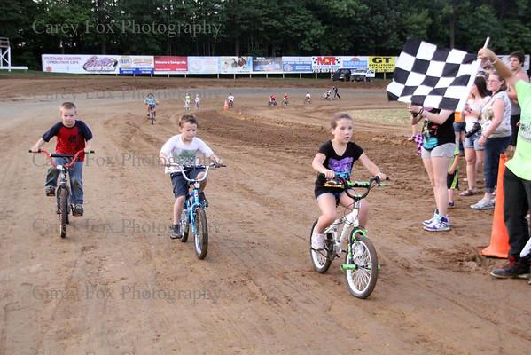 "June 15, 2013 - ""Little Feet"" Bicycle Challenge"