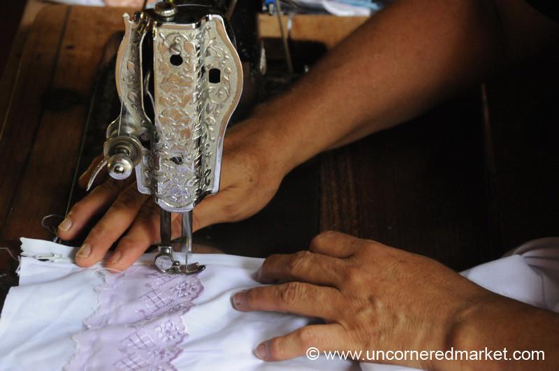 Attention to Detail - Masaya, Nicaragua